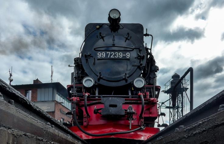 99 7239 in Wernigerode auf der Grube